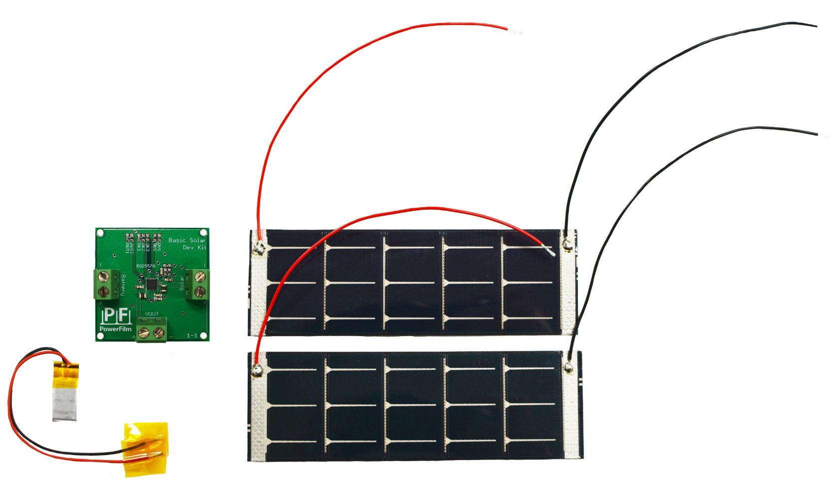 Indoor Solar Development Kit (DEV-IN-BASIC)