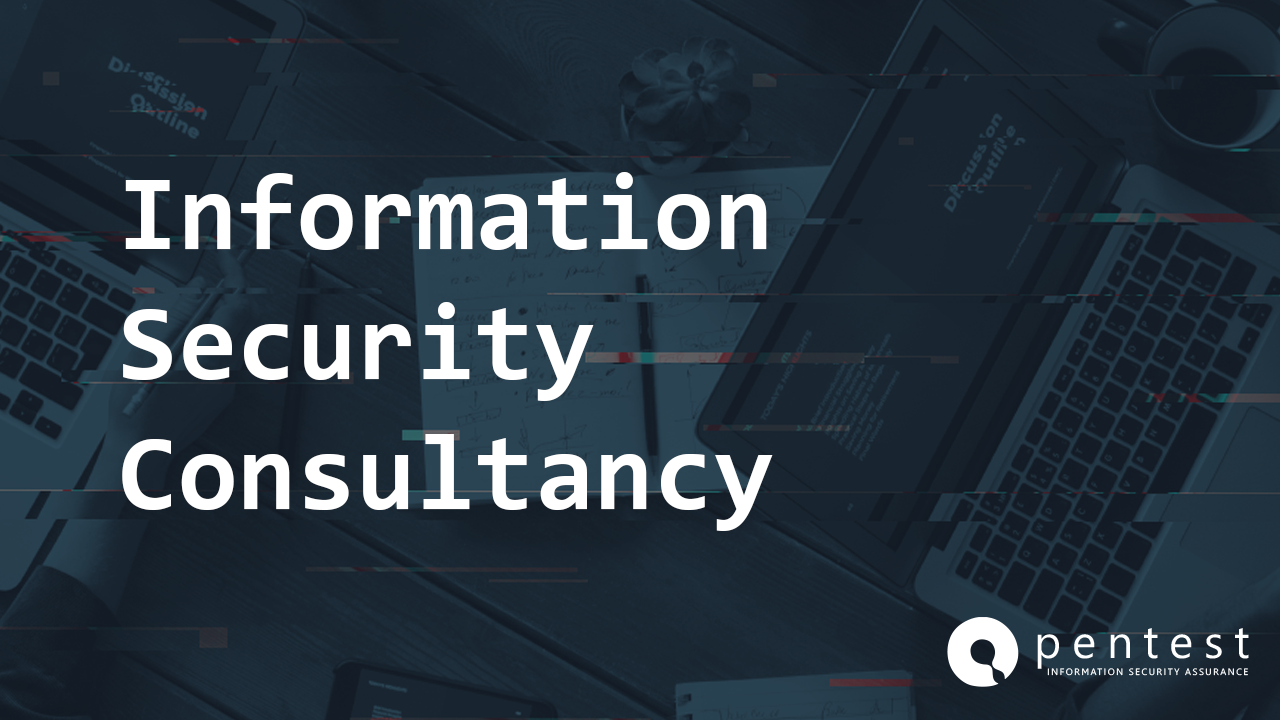 Information Security Consultancy