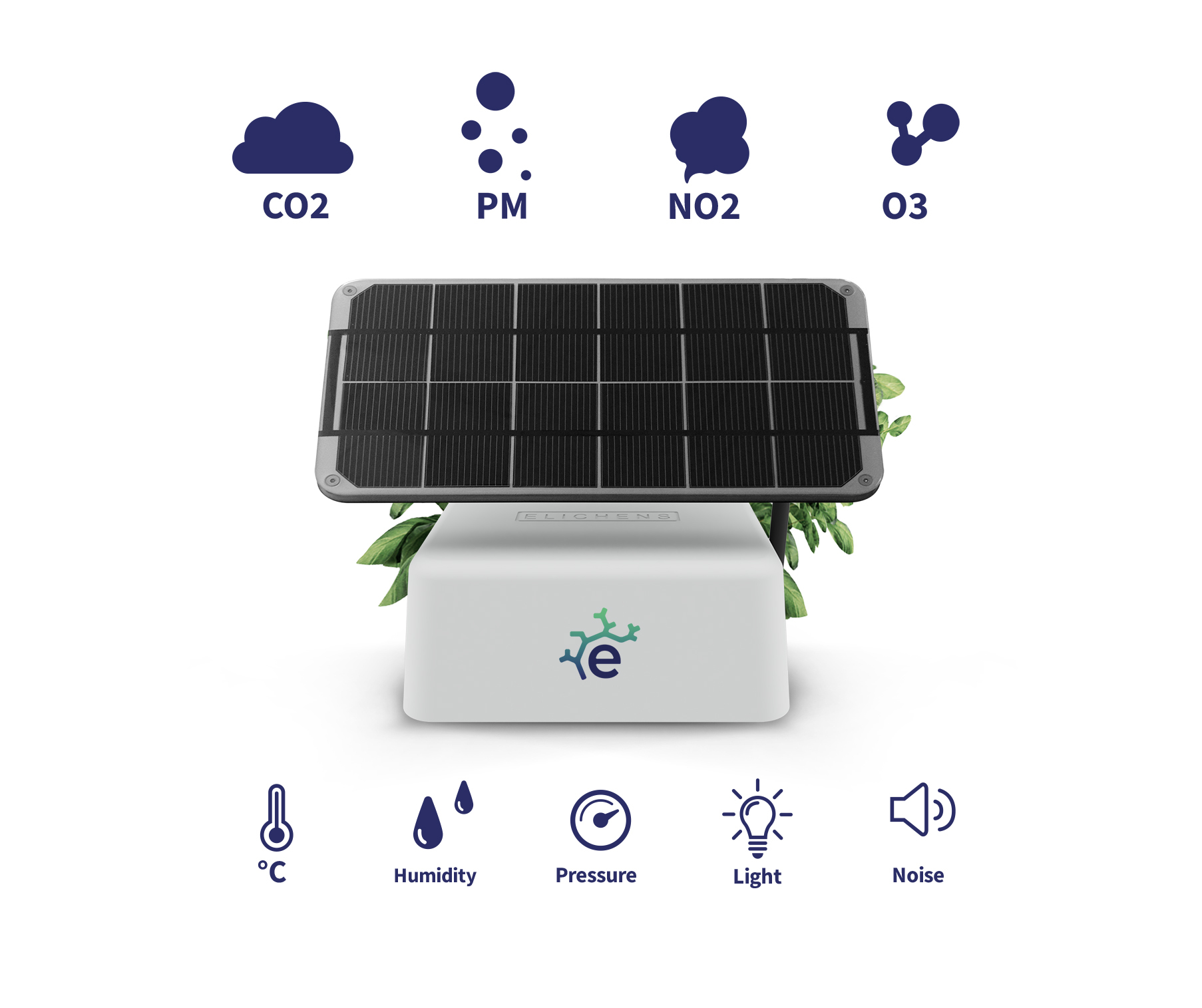 ELOS - OUTDOOR AIR QUALITY STATION