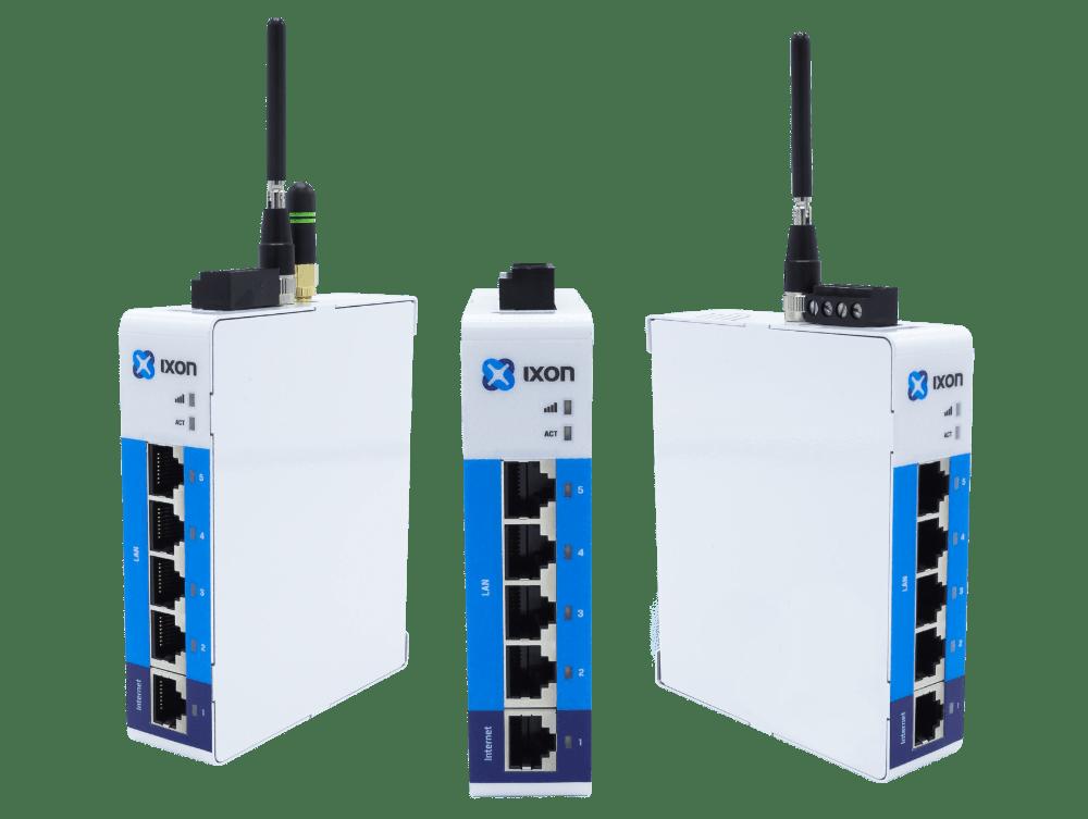IXrouter - Industrial VPN Router & IoT Gateway